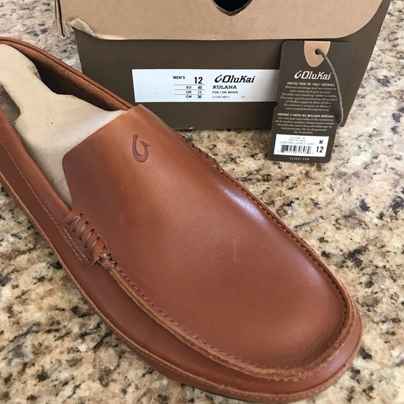 Mens Size 2 Olukai Kulana Shoes   Poshmark